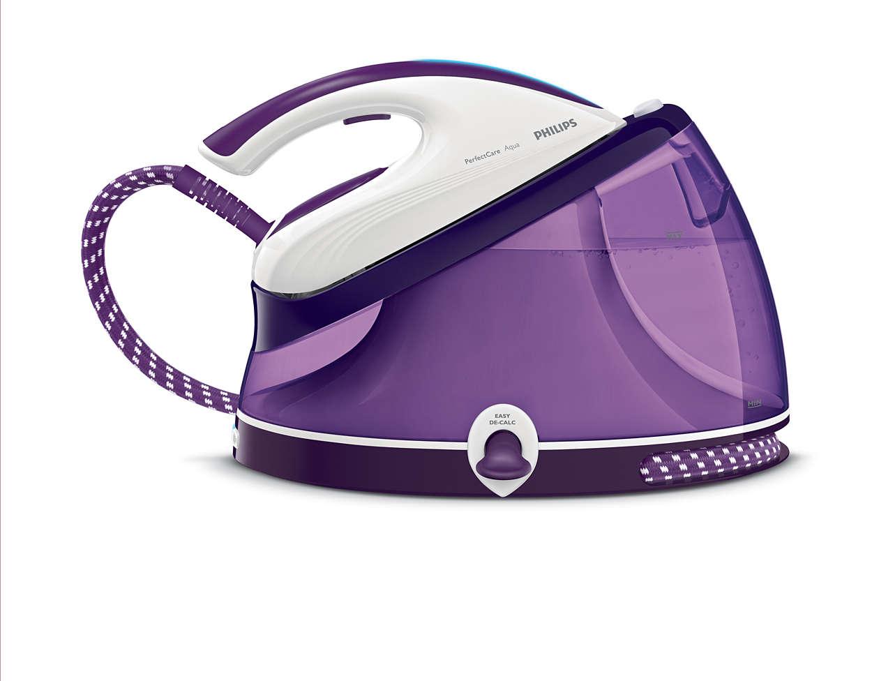 Ultra fast ironing
