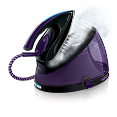 GC8650/80 -   PerfectCare Aqua Silence Steam generator iron