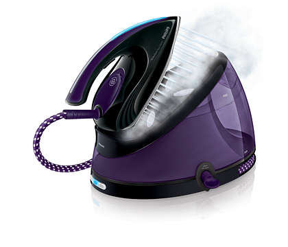 Ultra fast and quiet ironing