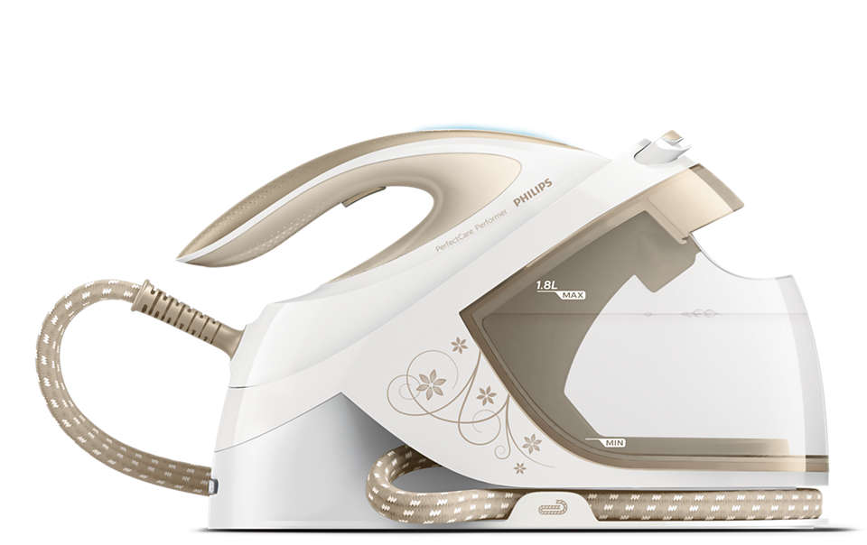 Ultra-fast ironing