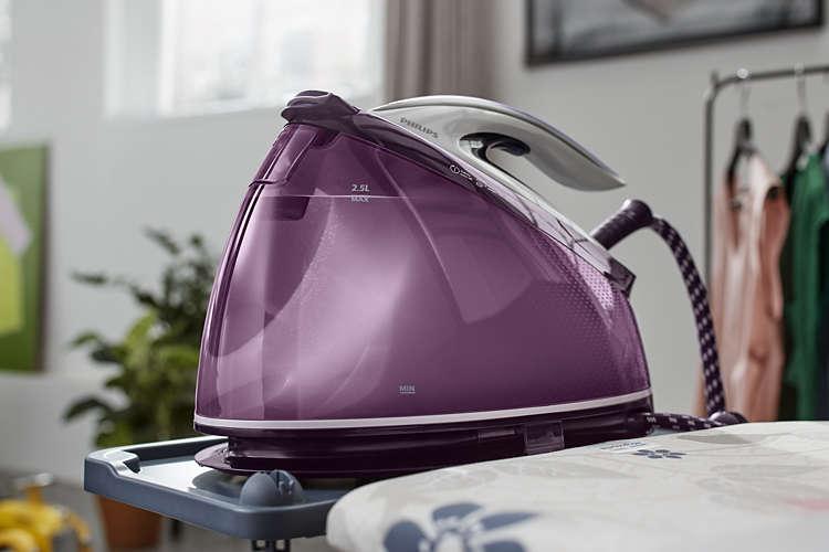 การรีดผ้าอันทรงพลัง