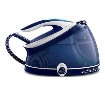 Super-powerful ironing