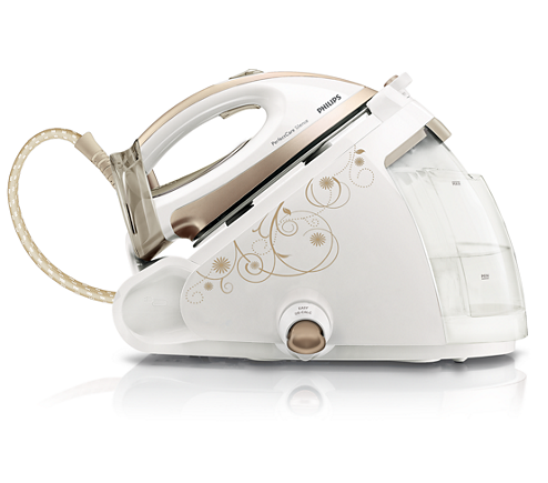 philips perfect care steam generator iron instructions