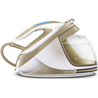 Max. 7.2 bar pressure Steam generator iron