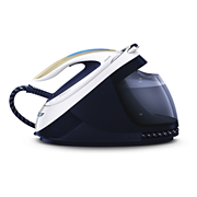Philips PerfectCare Elite Steam generator iron GC9644/20 Max 7.2  bar pressure Up to 490g steam boost 1.8 L water tank capacity Detachable water tank