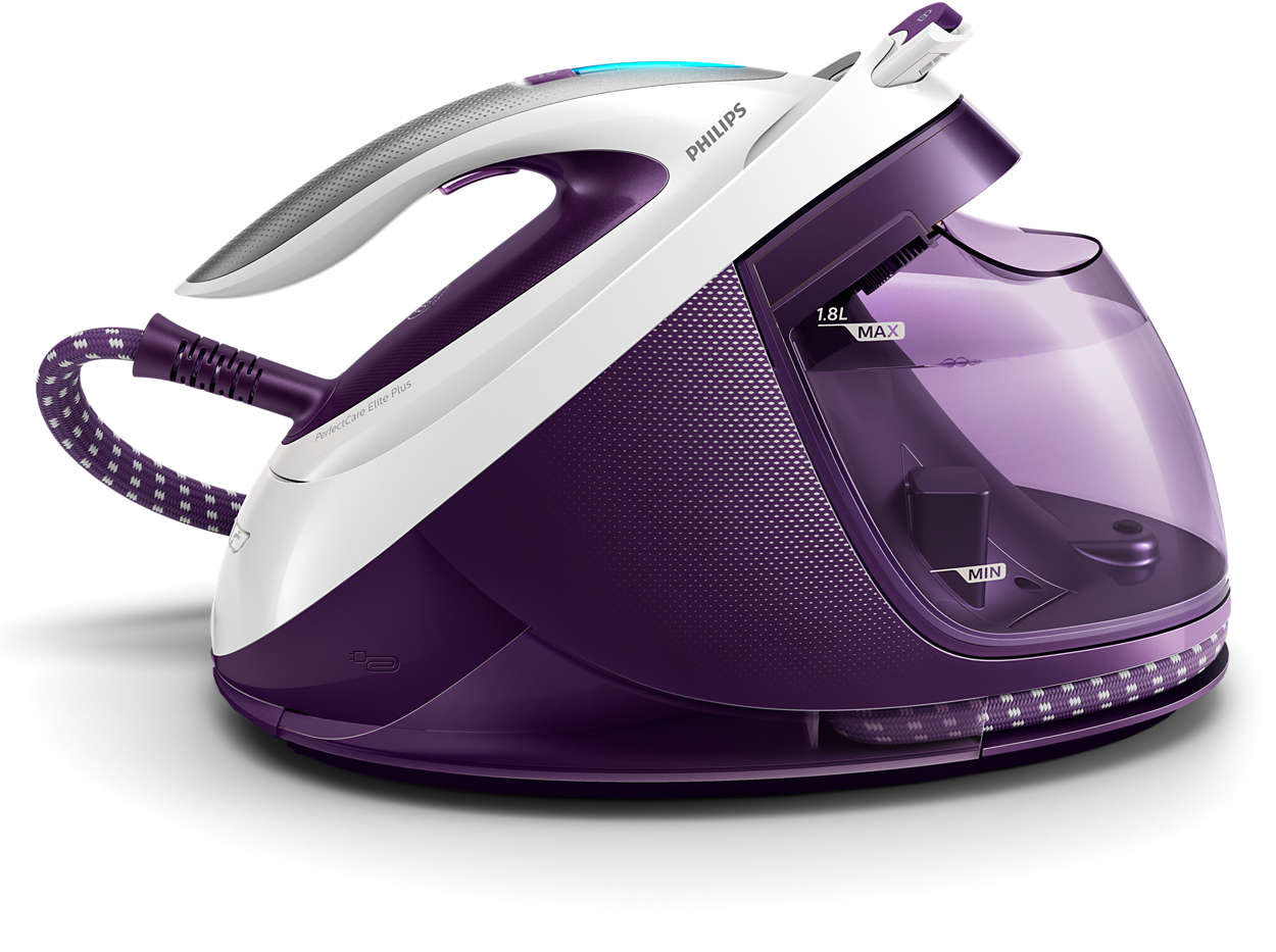 The fastest, most powerful iron* just got smarter