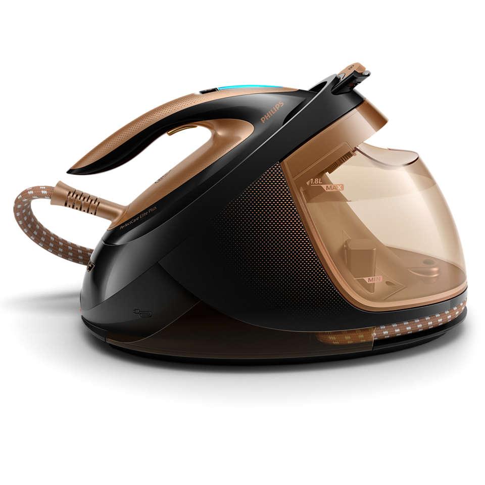 PerfectCare Elite Plus Plancha con generador de vapor