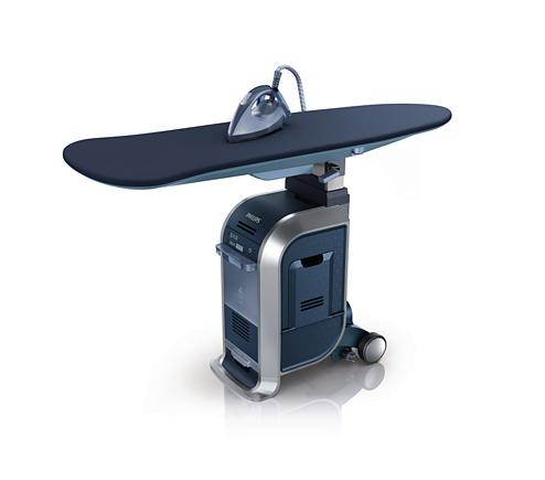 Wardrobecare entegre t masas gc9940 05 philips - Table a repasser centrale vapeur pas cher ...