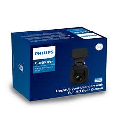 GoSure Full HD rear camera ใช้งานได้กับ ADR820