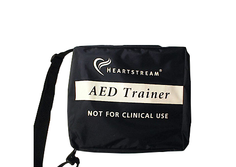 Defibrillator Trainer 2 Carrying Case Accessories