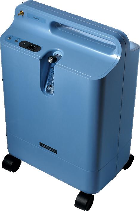 EverFlo Sistema per ossigenoterapia domiciliare