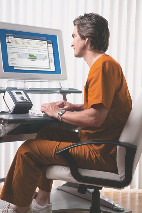 EncorePro Software de gestión de datos de pacientes