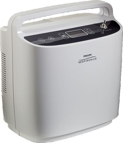 SimplyGo Concentratore di ossigeno portatile