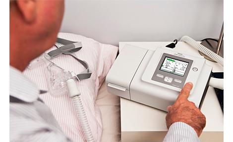 BiPAP A40 Nichtinvasives Beatmunsgerät