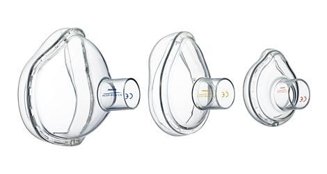 LiteTouch Máscara de cámara inhaladora