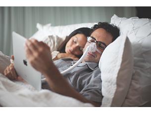 Wisp Masque nasal de contact minimal