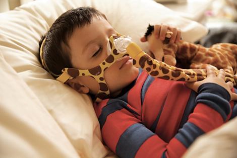 Philips Respironics Wisp Pädiatrie Nasenmaske für Kinder