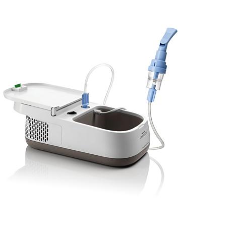 Philips Respironics InnoSpire Compressor nebuliser system