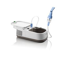 Philips Respironics InnoSpire Sistema compresor de nebulizador