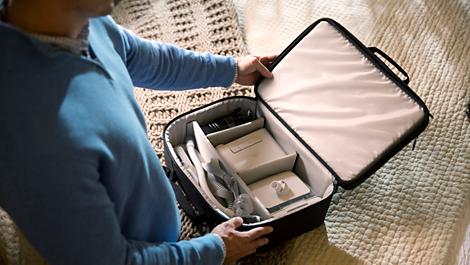 PAP travel briefcase PAP Accessories