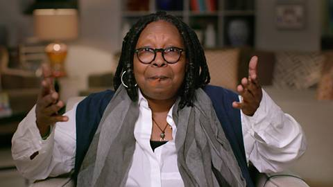 Whoopie Goldberg copd
