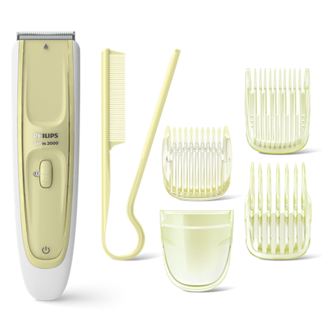 Hairclipper series 2000
