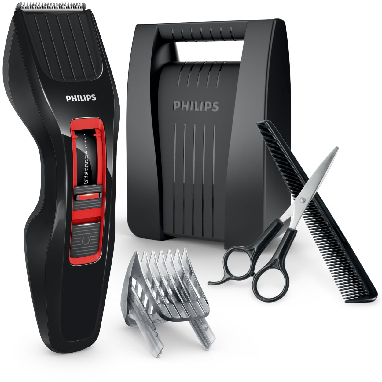 Hairclipper series 3000 iHairi iclipperi with stainless steel
