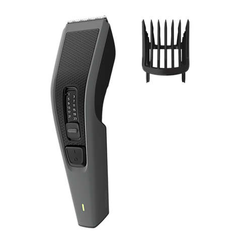 Stainless steel blades hair clipper