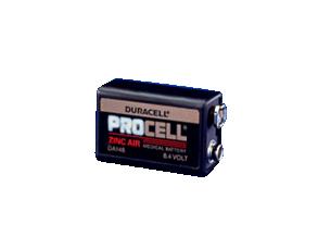 Telemetrie-Zink-Luft-Batterie Akku