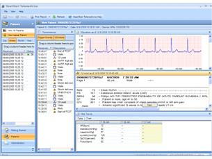HeartStart Data management software