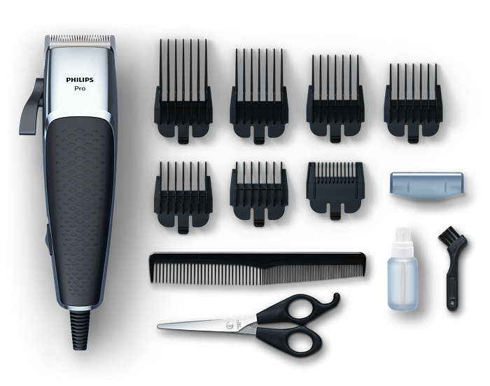 Professional clipper