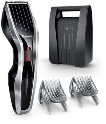 Hairclipper Series 5000 Cuts Twice As Fast