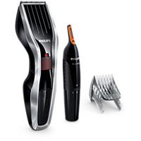 Hairclipper series 5000 Hårklipper med høj præcision, inkl, næsehårstrimmer