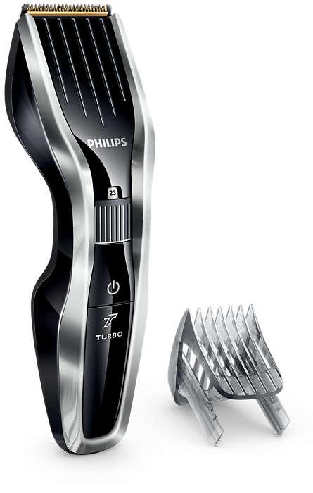 ZASTŘIHOVAČ vlasů řady 5000 – zastřihuje dvakrát rychleji*