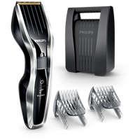 Cortapelos con cuchillas de titanio y tecnología DualCut