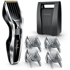 HC5450/83 Hairclipper series 5000 Hair clipper with titanium blades & 4 combs