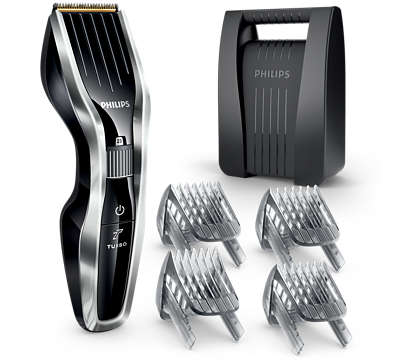 剪髮器系列 5000 - 雙倍剪髮速度*