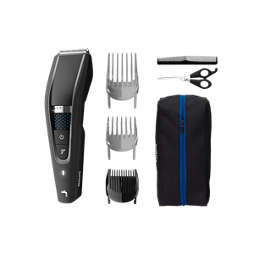 Hairclipper series 5000 Washable hair clipper