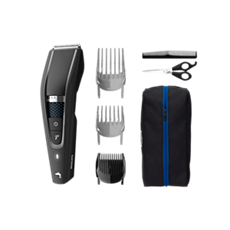 HC5632/15 Hairclipper series 5000 Миеща се машинка за подстригване