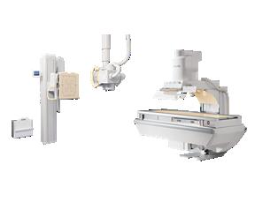 EasyDiagnost Digital Radiography/Fluoroscopy system