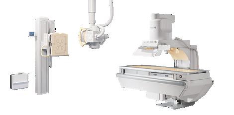 EasyDiagnost Система цифровой рентгенографии и рентгеноскопии