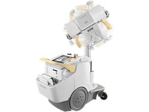 MobileDiagnost Mobile digital radiography system