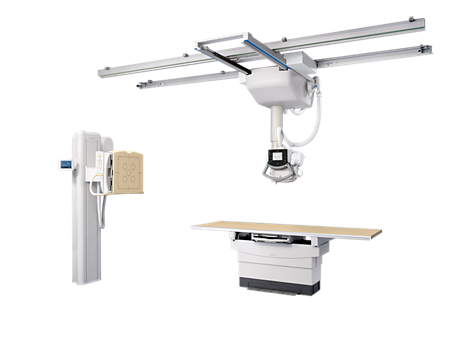 DigitalDiagnost Digital radiography solutions