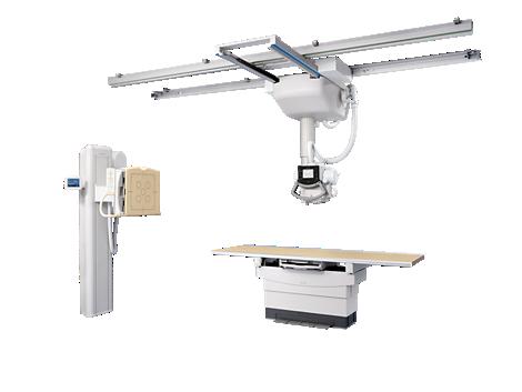 DigitalDiagnost Soluciones digitales de radiografía