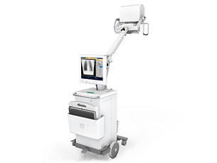 MobileDiagnost Mobile digital X-ray system