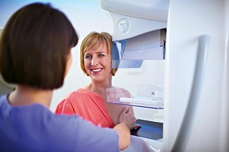 MicroDose Mammographie-System
