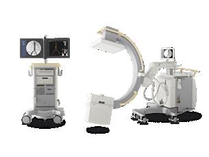 Mobile C-arm w/Flat Detector Mobile C-arm