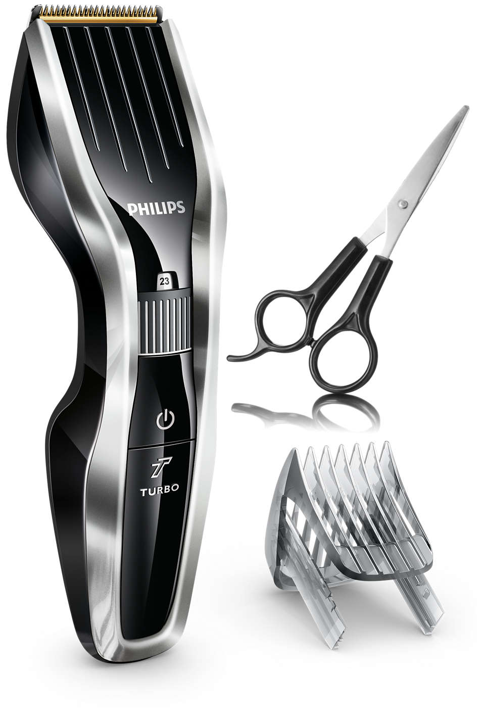 HAIRCLIPPER Series 7000 - Cuts twice as fast*