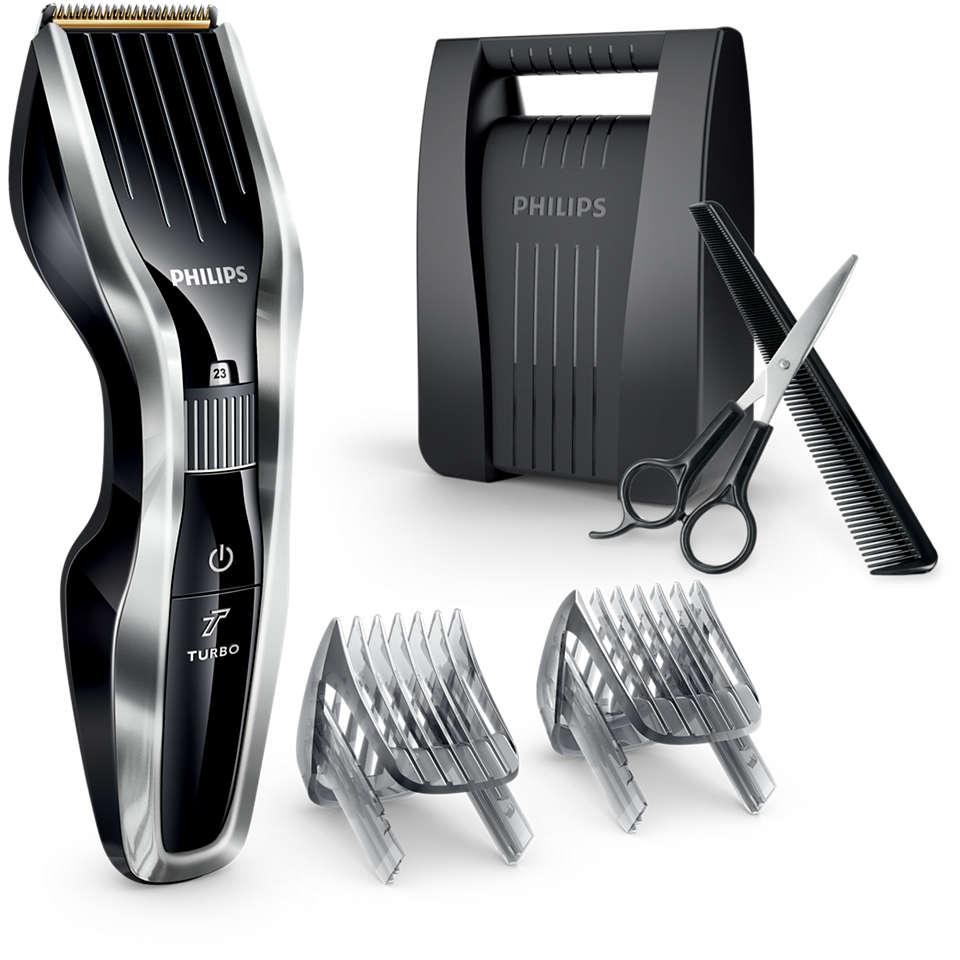 HAIRCLIPPER Series 7000 – klipper dobbelt så hurtigt*