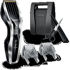 HC7450/80 -   Hairclipper series 7000 Sæt til hår- og skægtrimning, titaniumskær